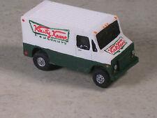 N Scale Krusty Kreme Donut Delivery Van