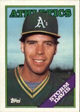 1988 Topps Baseball Card Pick 248-496