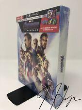 Avengers Endgame (Target Exclusive) (4K Ultra HD + Blu-ray + Digital)