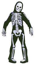 Skeleboner Child Boys Gloves Costume Sculpted Bones Jumpsuit Halloween Funworld