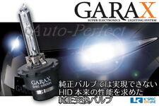 Garax 8000K D4S D4R HID Bulbs Lexus IS350 GS350 Prius