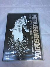 Metal Gear Solid 4 Guns Of The Patriots DVD, 2008 Metal Gear Saga Vol. 2