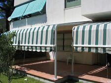 """Tenda """"MAIORI IN""""  a Giardino con Cassonetto"""