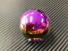 NEO CHROME 10X1.5MM WEIGHTED BALL SHIFT KNOB HONDA CIVIC INTEGRA GSR ACCORD CRX