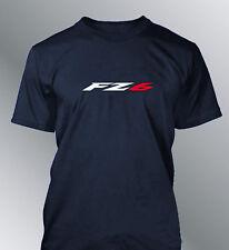 Tee shirt personnalise FZ6 S M L XL XXL homme col rond moto FZ 6