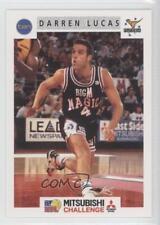 1993 Futera NBL 95 Darren Lucas South East Melbourne Magic (NBL) Basketball Card