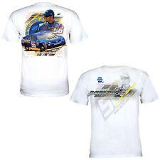 Martin Truex Jr 2013 Chase Authentics #56 NAPA White Draft Tee FREE SHIP!