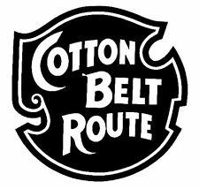 Cotton Belt Route Railroad TRAIN Sticker / Decal R656 YOU CHOOSE SIZE