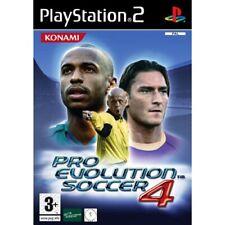 [PS2] Pro Evolution Soccer 4