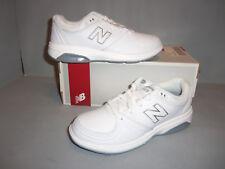 Women's White New Balance® Leather Walking Shoes.Style WW813WT  New NIB Sizes!!