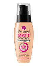 Dermacol Matt control make up Long lasting waterproof foundation