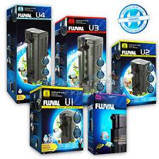 FLUVAL MINI U1 U2 U3 U4 UNDERWATER INTERNAL AQUARIUM FISH TANK POWER FILTER