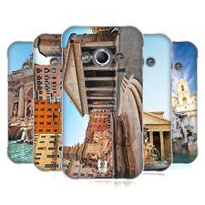 HEAD CASE DESIGNS SCORCI DI ROMA COVER MORBIDA IN GEL PER SAMSUNG TELEFONI 4