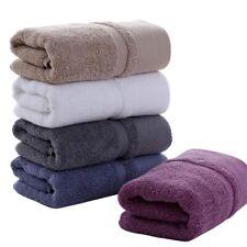 Soft Cotton Bath Towels Home Bathroom Bathing Quick Dry Thick Towel Multi-colors