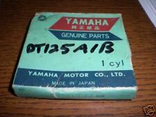 NOS 1974-1976 Yamaha DT125 1.00 Piston Rings 444-11610-40