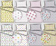 BABYLUX Kinderbettwäsche 2 Tlg. 135 x 200 cm Bettwäsche + Kissenbezug Bettbezug