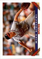 1993 Topps Baseball Card Pick 251-501