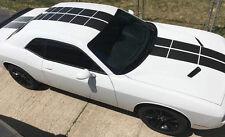 Dodge Challenger R/T SXT SE PULSE RALLY Stripes Vinyl Decals 2008-2017 3M 2486