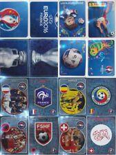 Panini EM EURO 2016 France Sticker aussuchen / Single Sticker choose 1 bis 16