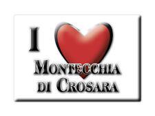 CALAMITA VENETO FRIDGE MAGNET MAGNETE SOUVENIR LOVE MONTECCHIA DI CROSARA (VR)