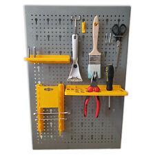 Allit Lochwand Werkstattwand Endloswand Werkzeugwand Hakensortiment Werkzeug