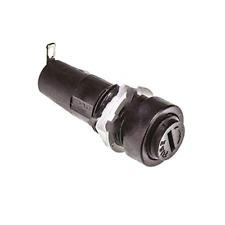 Portafusibles para fusibles tubo de vidrio - 15 A (6x30) y 10 A (5x20) - 1/3 o 5 un.