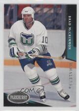 1993-94 Parkhurst #358 Brad McCrimmon Hartford Whalers Hockey Card