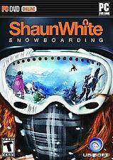Shaun White Snowboarding  (PC Games, 2008) NEW SEALED !