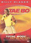 Billy Blanks - Tae Bo: Total Body Fat Blaster (DVD, 2005)
