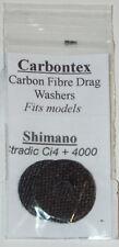 Carbontex Drag Washers & spool bushing Stradic ci4+ 4000 & 10g Drag Grease FREE