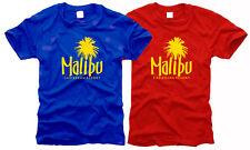 MALIBU Resort-UOMO-T-SHIRT, tg S fino XXL