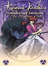 Rurouni Kenshin - Vol 3 - The Shadow Elite - BRAND NEW - Anime Works DVD 2000