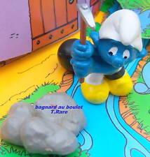 40213 schtroumpf bagnard boulet Smurf pitufo puffo puffi prisonnier 60 € TR 1980