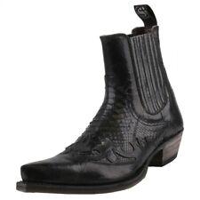 NEU SENDRA Boots Herrenschuhe PYTHON Cowboystiefel Stiefel 9396 Stiefeletten
