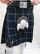 Douglas Tartan Scottish Kilt  SCA  Waist Sizes 30 - 52