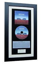 KEANE Strangeland CLASSIC CD Album TOP QUALITY FRAMED+EXPRESS GLOBAL SHIPPING!