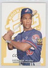 2005 Topps Rookie Cup Yellow #83 Moises Alou Montreal Expos Baseball Card