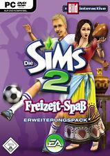 Die Sims 2: Freizeit-Spaß (PC, DVD-Box)