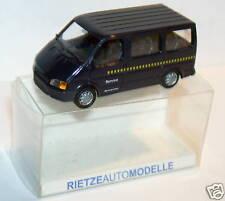 RIETZE HO 1/87 FORD TRANSIT SERVICE BANESTYRELSEN BLEU