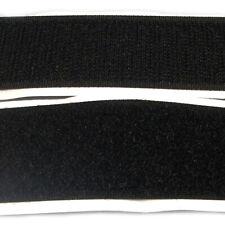 Klettband selbstklebend Aufnähen Klettverschluss Hakenband Flauschband Auswahl