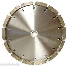 "8"" x .500"" PREMIUM Tuck Point Diamond Blade for Mortar Concrete Masonry"