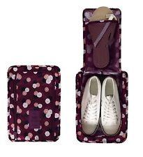 Housse à chaussure , matière imperméable, idéal accessoire pour les voyages