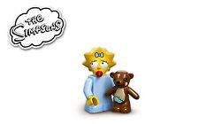 Lego maggie simpson the simpsons choose parts body head bobo teddy bear