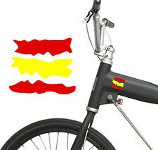 Pegatina vinilo corte Bandera España Duración exterior > 10 años - mod02