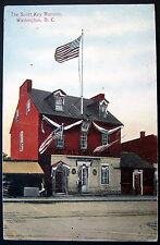 WASHINGTON D.C. ~ 1910 THE SCOTT KEY MANSION