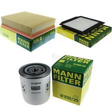 Mann-Filter ispezione Set Filtro dell'olio filtro aria dell'abitacolo FILTRO moli - 8034324