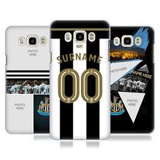 Custom PERSONALIZZATA NUFC 2016/17 Custodia Posteriore Personalizzata Per Telefoni SAMSUNG 3