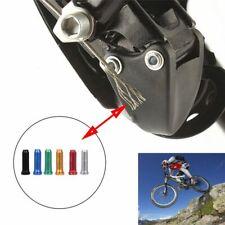 20/50 Pcs Crimps Bike Shifter Cable Cover Brake Wire End Cap Aluminum Alloy