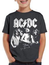 AC/DC Hi Contras Metal Hard Rock & Roll Music Band Toddler Youth Shirt ACD0153