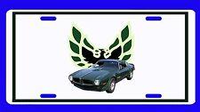NEW 1973 Pontiac Firebird, Formula, and Trans AM License Plate!! FREE SHIPPING!!